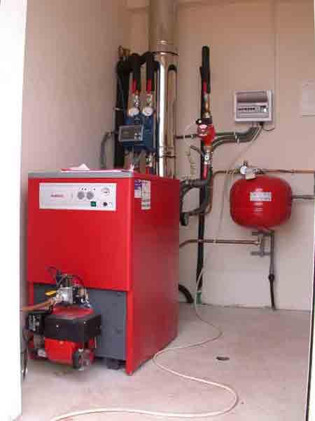 Boiler System: Boiler System Expansion Tank