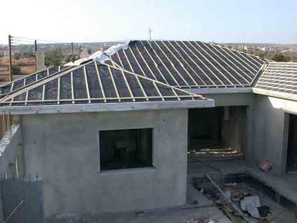 Custom Property In Cyprus Brickwork Amp Roof